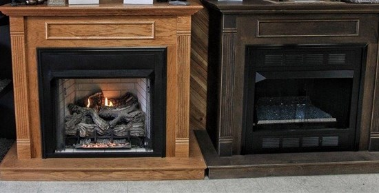 Fireplace Propane